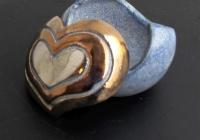 mini gobbel m.hjerter to-delt 7x5 rev